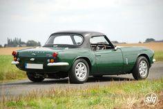 Triumph spitfire mk3 1967