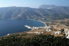 Amorgos - Aegiali port