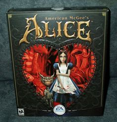 American McGee's Alice (front)