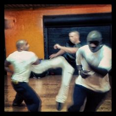 Self-Defense and Knife Fighting Classes