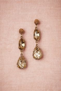 Demure Sparkle Earrings from BHLDN