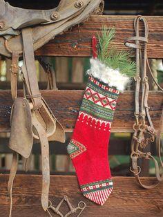 Ravelry: Mistletoe & Mohair pattern by Maureen O'Doogan Fleece Projects, Knitting Projects, Mistletoe, Christmas Stockings, Holiday Decor, Crochet, Pattern, Crafts, Santa