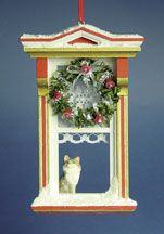 Sally's Ornaments   Free Shipping over $225 @ miniatures.com