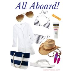 All aboard! Boating Essentials - Sand and Sisal All Aboard! Boating Essentials All aboard! Boating fashion must-haves (and a few self-ironic laughs) Boat Fashion, Nautical Fashion, Nautical Style, Style Fashion, Henna Designs, Fashion Outfits, Womens Fashion, Fashion Tips, Fashion Essentials