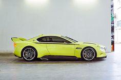BMW 3.0 CSL Hommage Car: Erste Fahrt