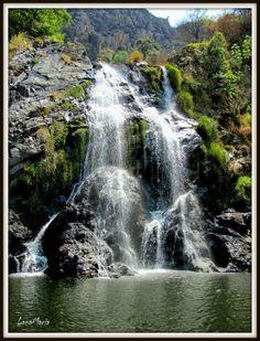 Cachoeira do Cerradão - São Roque de Minas, MG.