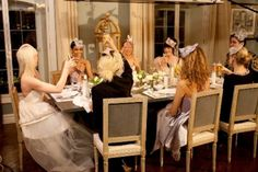 erin fetherston dinner party
