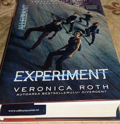 Trilogia DIVERGENT: Allegiant -volumul III, Veronica Roth