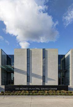 Gallery of Des Moines Municipal Services Center / Neumann Monson Architects - 20