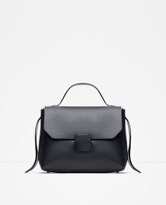 803d0fc70c1c MINIMAL CITY BAG Zara Bags