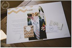 wedding welcome packet