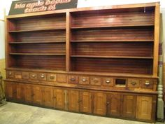 Panels for island Salvaged Wood Bar FrontShelf Columbus