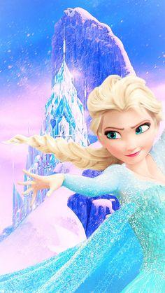 Queen Elsa - Frozen ❄️