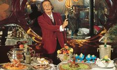 """This holiday season, the gourmand in your life will accept one gift and one gift only: Salvador Dalí's cookbook, with its recipes for frog pasties and thousand-year-old eggs. Any kitchen without it is disappointingly ordinary and should be destroyed immediately. """"Dalí's lavish and erotic cookbook Les Diners de Gala was first published in 1973, featuring 136 recipes compiled by the painter and his wife Gala. Divided into twelve chapters with titles such as 'Prime Lilliputian malaises' (meat)…"""