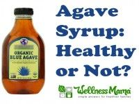 Is Agave Healthy?  I've been using it.  Guess I'll go back to local honey.