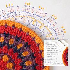 Die 193 Besten Bilder Von Häkeln Topflappen Crochet Hot Pads