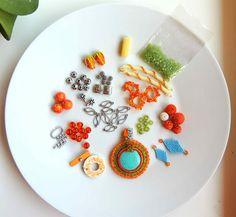 Pepita handmade: 7th Bead Soup Blog Party 3rd Reveal - Here I am!