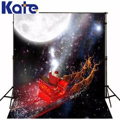 Find More Background Information about christmas backdrop Moon sky gifts  5x7ft(1.5x2.2m) pano de fundo para fotografia ZJ,High Quality backdrops fantastic,China backdrop photo Suppliers, Cheap backdrop light from Art photography Background on Aliexpress.com