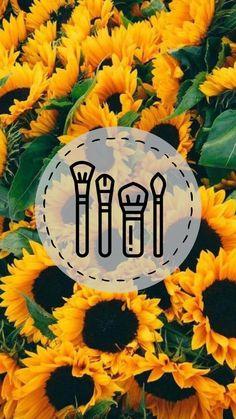Capa para destaques Instagram - girassol ✨🌻 Story Instagram, Instagram Blog, Sunflower Wallpaper, Instagram Highlight Icons, Design, Watercolor Sunflower, Sunflower Pictures, Sunflower Art, Instagram Ideas
