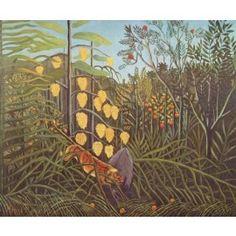 Stunning Jungle Art Print AMAZING Pinterest Jungle art Jungles and Print