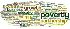 What would you like to see prioritised in the Sustainable Development Goals in 2015?