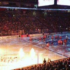New Hockey Season starts nowKEC vs Roosters hockeytime del kec koelnerhaie Hockey Season, Roosters, Alarm Set, Golden Dog, Cologne, Dog Tags, Seasons, World, Instagram Posts