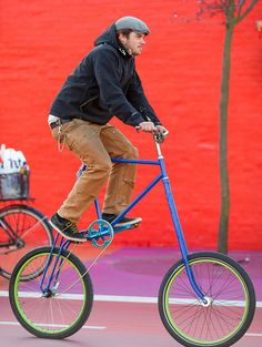 Copenhagen Bikehaven by Mellbin - Bike Cycle Bicycle - 2012 - 5339 by Franz-Michael S. Mellbin, via Flickr