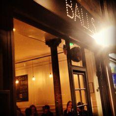 Balls restaurant #Paris