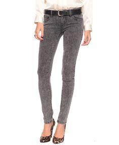 Acid Wash Skinny Jeans - $33.80