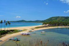 Nacpan Beach. El Nido, Philippines ~ World Footpath