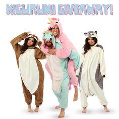 Kigurumi give away from the kigurumi shop =^-^=