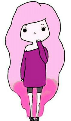 Princess bubblegum edit.