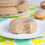 Peanut-Butter-Frosted Banana Donuts (or Muffins)