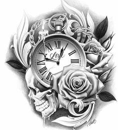 ideas tattoo compass watch pockets – Watch for everyone Pocket Watch Drawing, Pocket Watch Tattoo Design, Pocket Watch Tattoos, Clock Tattoo Design, Tattoo Design Drawings, Tattoo Sleeve Designs, Sleeve Tattoos, Tattoo Clock, Tattoo Sleeves