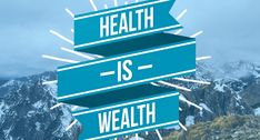 Health is wealth is a famous saying that indicates to the importance of hea Health Snacks, Health Eating, Health Diet, Health And Wellness, Healthy Meals For Two, Easy Healthy Dinners, Health Goals, Health Motivation, Whole 30 Brasil