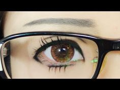 Tutorial : Anime Eye Makeup 64 • Hanji Zoe - YouTube