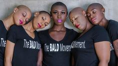 These Women Say Bald is Beautiful, No Matter the Cause .