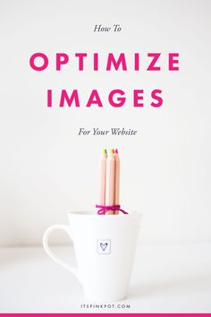 Are you using images for your website in the right way? Here are the different ways you can optimize your images for your website - these tips will help you speed up your site, improve your SEO and much more! Click here to read now..