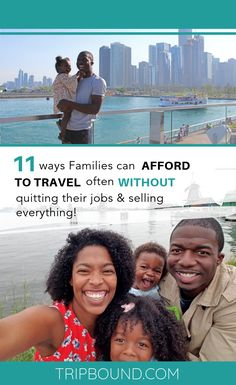 Travel is often seen as something that no longer happens or doesn't happen frequently once you start a family. Group Travel, Work Travel, Travel With Kids, Us Travel, Family Travel, Travel Tips, Family Destinations, Family Resorts, Vacation Days