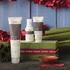 aveda daily hair repair how to use