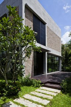 Thao Dien House #2 / MM++ architects