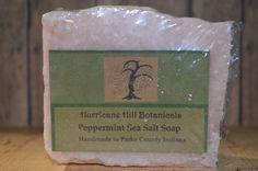 Goats Milk Peppermint Sea Salt Soap - https://www.etsy.com/listing/211684208/goats-milk-peppermint-sea-salt-soap?utm_source=socialpilotco&utm_medium=api&utm_campaign=api  #bathandbeauty #soap