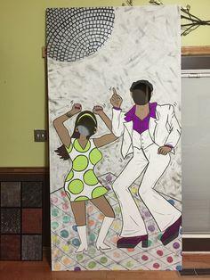Disco cutout board