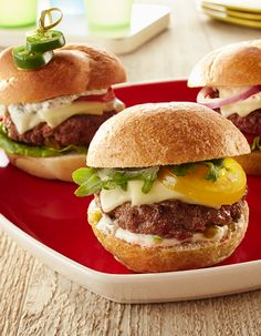 ... Burger Recipes on Pinterest | Burgers, Taco Burger and Ground Beef
