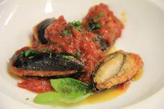 Stuffed mussels  Muscoli ripieni