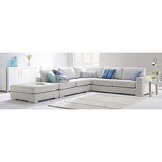 Radcliffe Modular Leather Lounge Suite Sofa Pinterest
