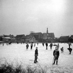Schaatsen aan de Winterdijk