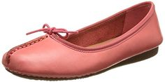 Glove Puppet, Mocassins (Loafers) Femme, Rose (Dusty Pink), 42.5 EUClarks