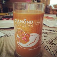 Gingerbread Latte Diamond Candles are so yummy! Wondering what kind of ring will be found inside this adorable candle.