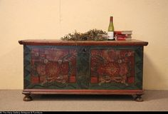 Rosemaling Furniture | 1024__1024____sz__trunk6004rose.JPG